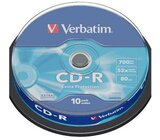 Płyta VERBATIM CD-R Extra Protection