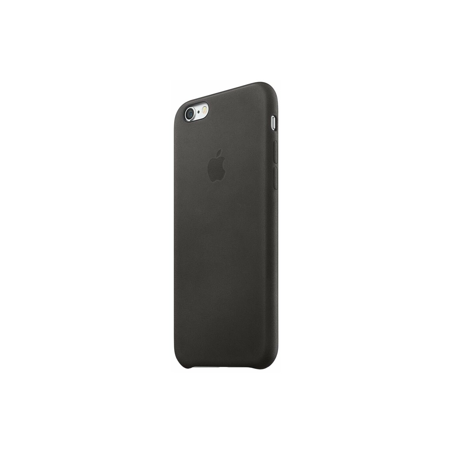 Skórzane etui APPLE do iPhone 6/6s Czarny MKXW2ZM/A