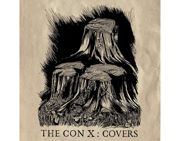 The Con X:Covers
