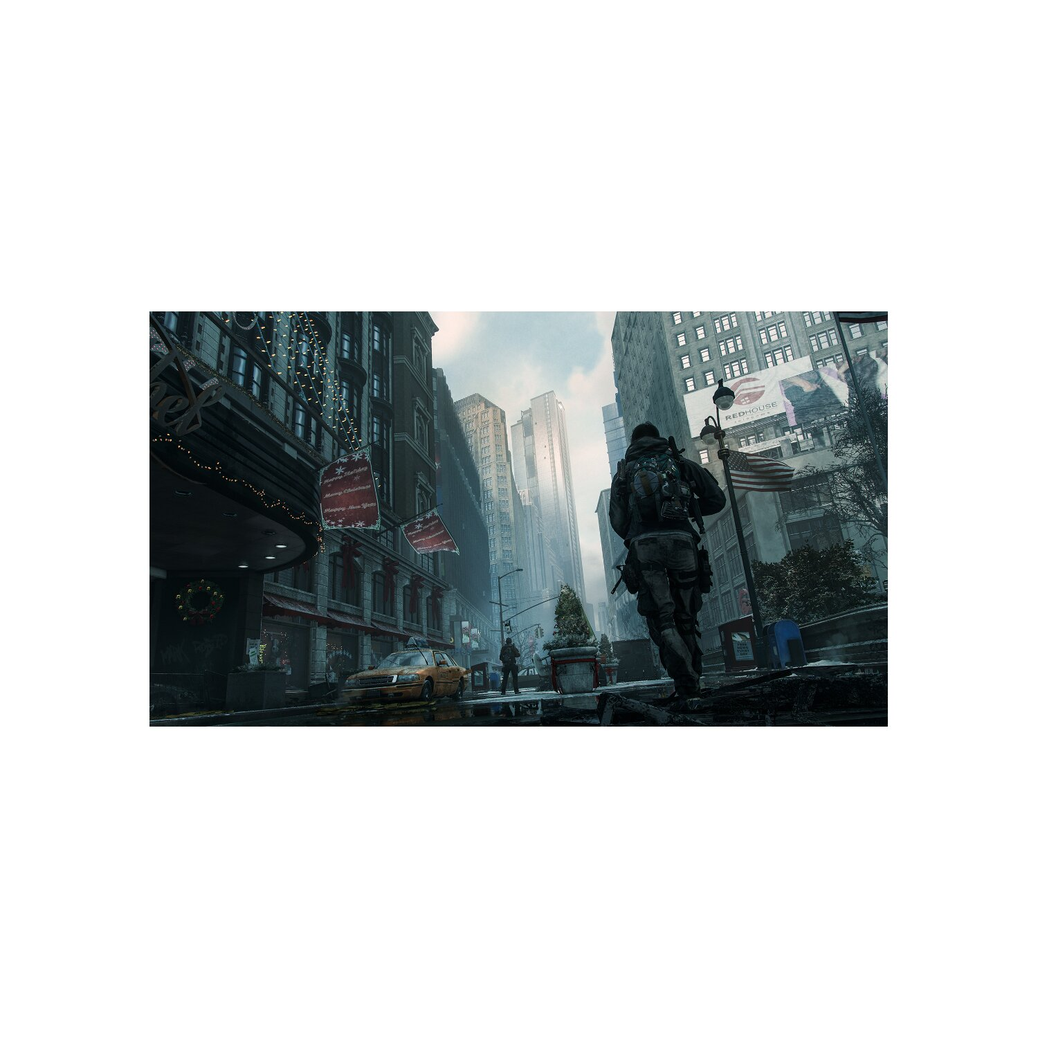Gra PS4 Tom Clancy's The Division