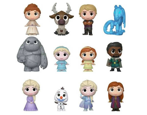 Figurka FUNKO POP! Frozen 2 Mistery Mini Various