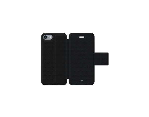 Etui HAMA Black Rock Material Folio Pure do Apple iPhone 7 Czarny