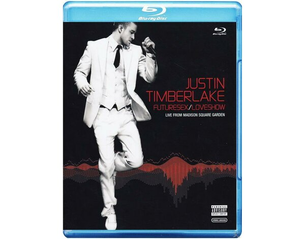 Futuresex/Loveshow-Live From Madison Square Gard