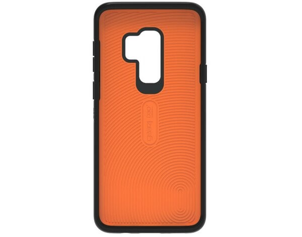 Etui GEAR4 Battersea do Samsung Galaxy S9 Plus Czarny