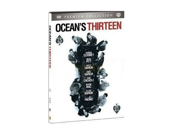 Film GALAPAGOS Ocean's 13 (Premium Collection) Ocean's Thirteen