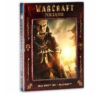 Warcraft: Początek 3D (2BD) + Karty Bluray