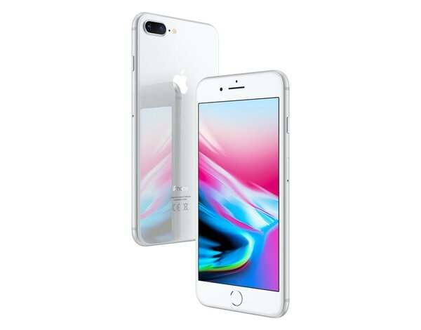 Smartfon APPLE iPhone 8 Plus 256GB Srebrny MQ8Q2PM/A
