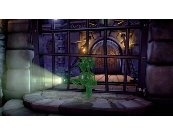 Gra Nintendo Switch Luigi's Mansion 3