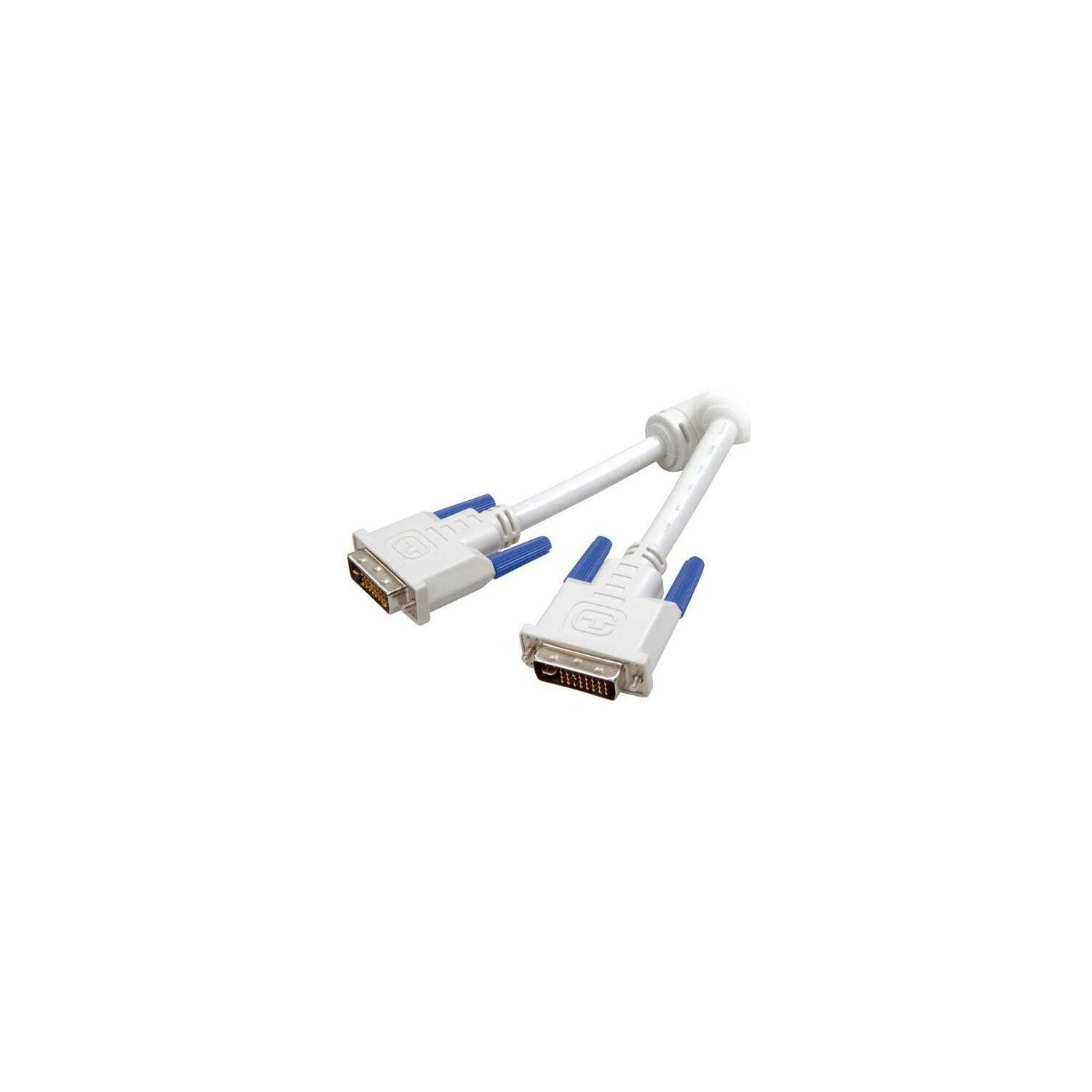 Kabel VIVANCO DVI-D - DVI-D 1.8 m