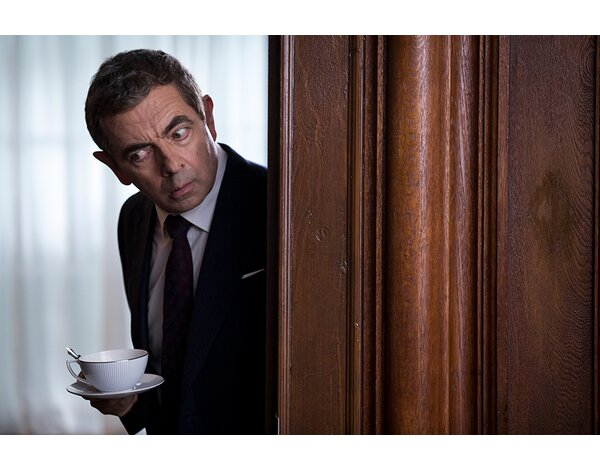 Johnny English: Nokaut (BD)