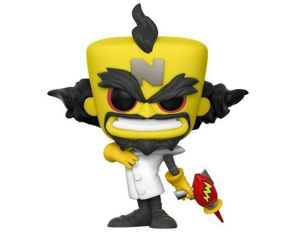 Figurka FUNKO Crash Bandicoot POP! - Neo Cortex