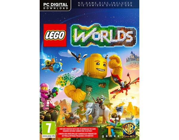 Młodzieńczy Gra PC LEGO Worlds, Gry PC - opinie, cena - sklep MediaMarkt.pl QC15