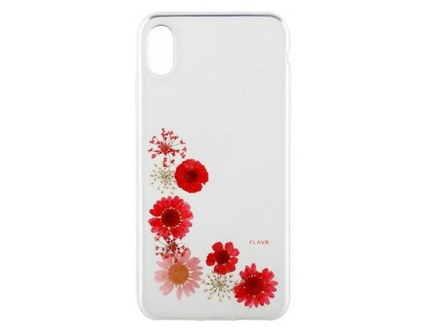 Etui na smartfon FLAVR iPlate Real Flower Sofia do Apple iPhone XS Max 33012