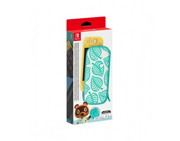Etui NINTENDO Switch Lite Carrying Case Animal Crossing: New Horizons Edition