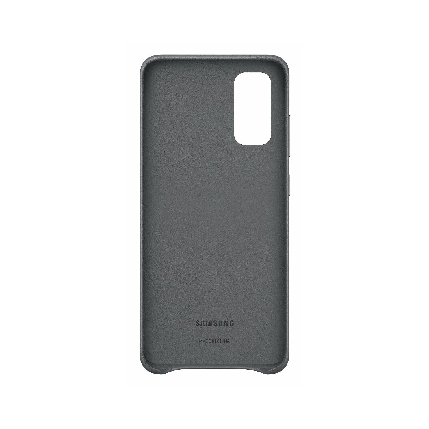 Etui SAMSUNG Leather Cover do Galaxy S20 Szary EF-VG980LJEGEU