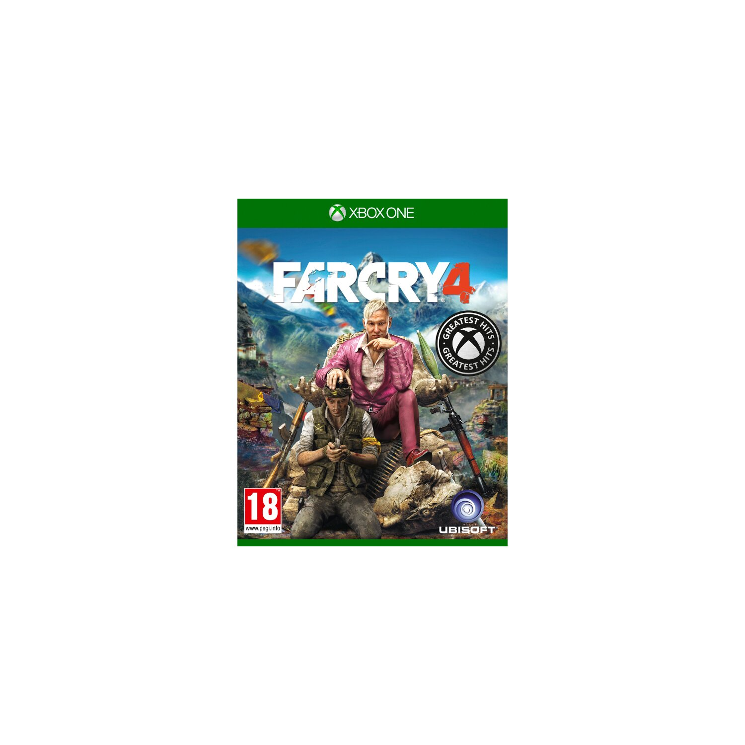 Gra Xbox One Far Cry 4 Greatest Hits