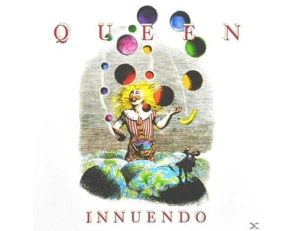Innuendo (2011 Remastered) Deluxe Version