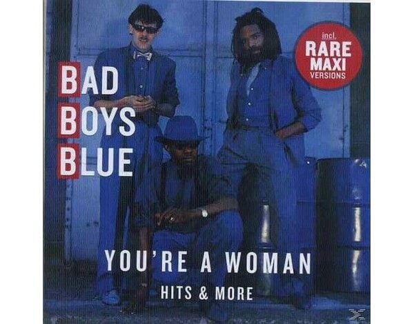 You 're A Woman - Hits & More