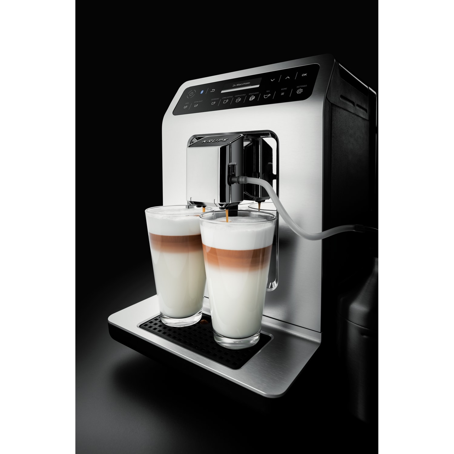 Ekspres ciśnieniowy KRUPS EA893C Evidence One Touch Cappuccino
