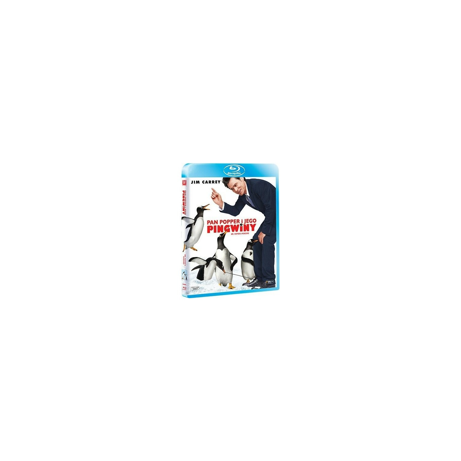 Film IMPERIAL CINEPIX Pan Popper i jego pingwiny Mr. Popper's Penguins