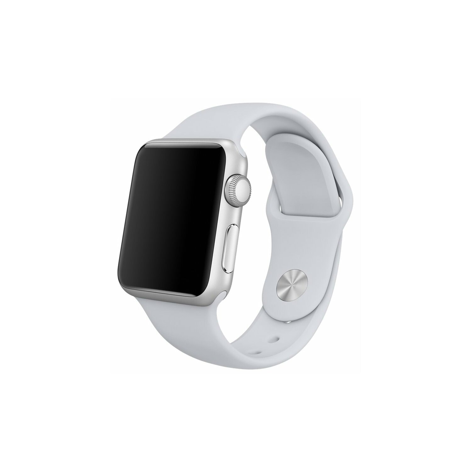 Pasek sportowy APPLE do Watch 38mm Mglisty MLJQ2ZM/A
