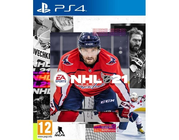 Gra PS4 NHL 21