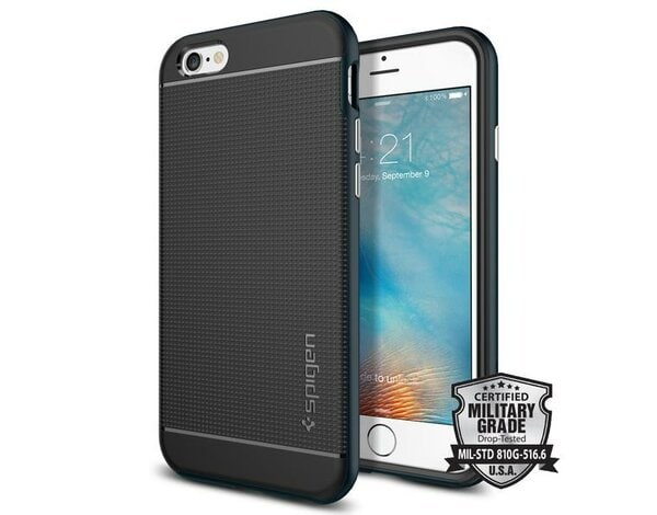 Etui SPIGEN Neo Hybrid do iPhone 6/6s Czarny