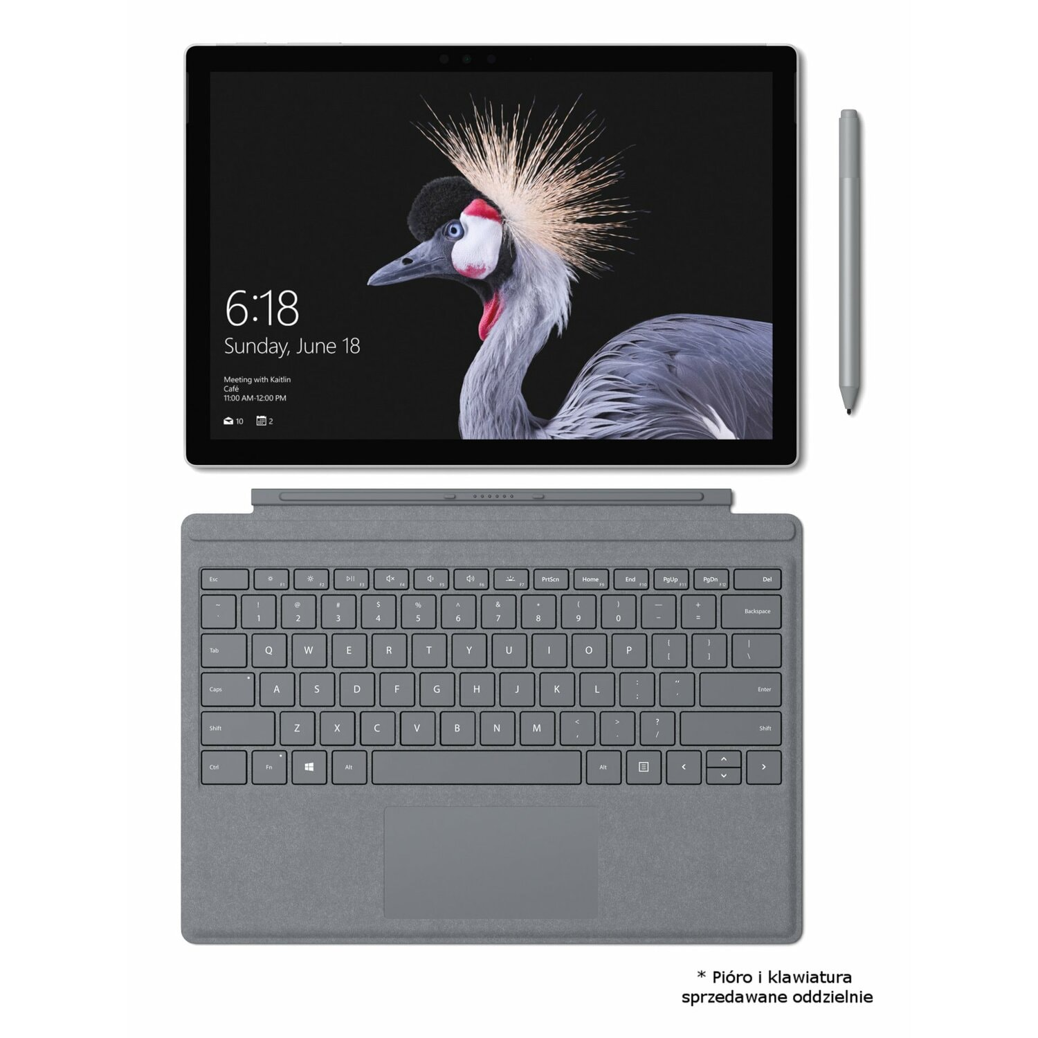 Laptop 2w1 MICROSOFT Surface Pro i7-7660U/16GB/512GB SSD/IrisPlus640/Win10P
