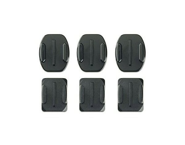 Inne GOPRO Curved + Flat Adhesive Mounts