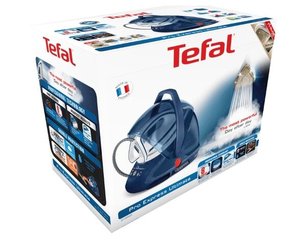 Generator pary TEFAL Pro Express Ultimate care GV9591 Calc Collector
