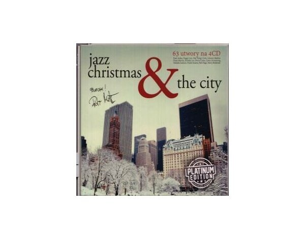 Jazz Christmas & The City (Platinum Edition)