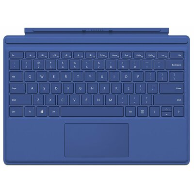Klawiatura MICROSOFT Type Cover do Surface Pro Niebieski